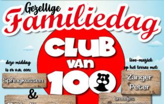 Club van 100 Familiedag