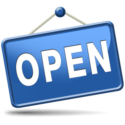 Kantine vanaf 16.00 uur open